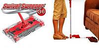 Электровеник Swivel Sweeper G6, веник электрический Свивел Свипер