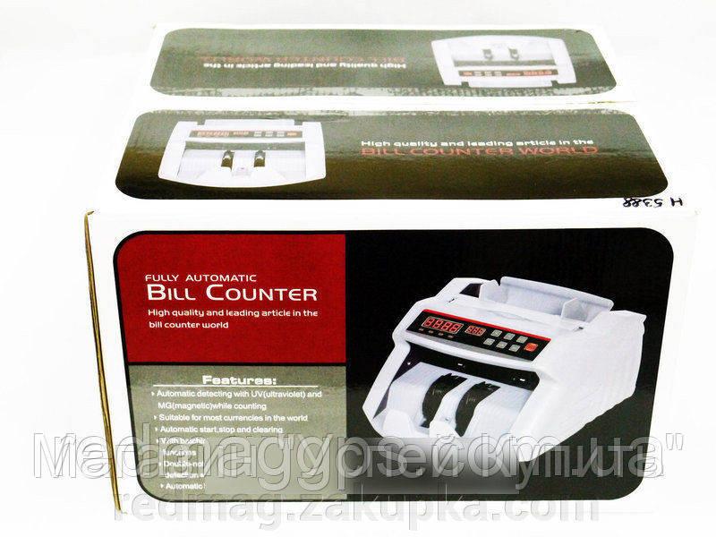 """BILL COUNTER H-5388 LED Машинка для счета денег - Магазин """"Успей Купить"""" в Одесской области"""