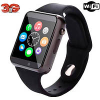 UWatch Умные часы Smart A1 Android 3G WiFi(+Гарантия)