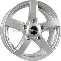 Литые диски TechLine TL618 S 6.5x16/5x130 D84.1 ET40 (Silver)