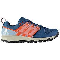 Кроссовки Adidas Galaxy Trail Blue/Orange