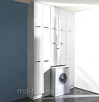 Комплект шкафов для ванной Белый