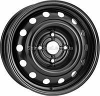 Стальные диски KFZ 6555 Chevrolet 5.5x14/4x114.3 D56.5 ET44 (Black)