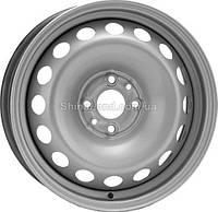 Стальные диски KFZ 6815 Fiat 5.5x15/4x98 D58.0 ET32 (Silver)