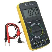Цифровой мультимер тестер Digital DT-9202А, профессиональный мультиметр
