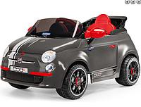 Детский электромобиль Peg Perego FIAT 500 S, GREY (IGED 1171)
