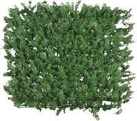 """Декоративне зелене покриття """"Туя"""" 50х50см"""