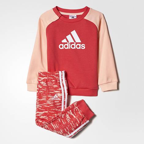 Детский спортивный костюм Adidas Performance Terry Style (Артикул  BK2998) 1360eb44a53