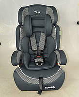 Детское автомобильное кресло TILLY Consul T-531 BLUE (от 1 года до 12 лет)