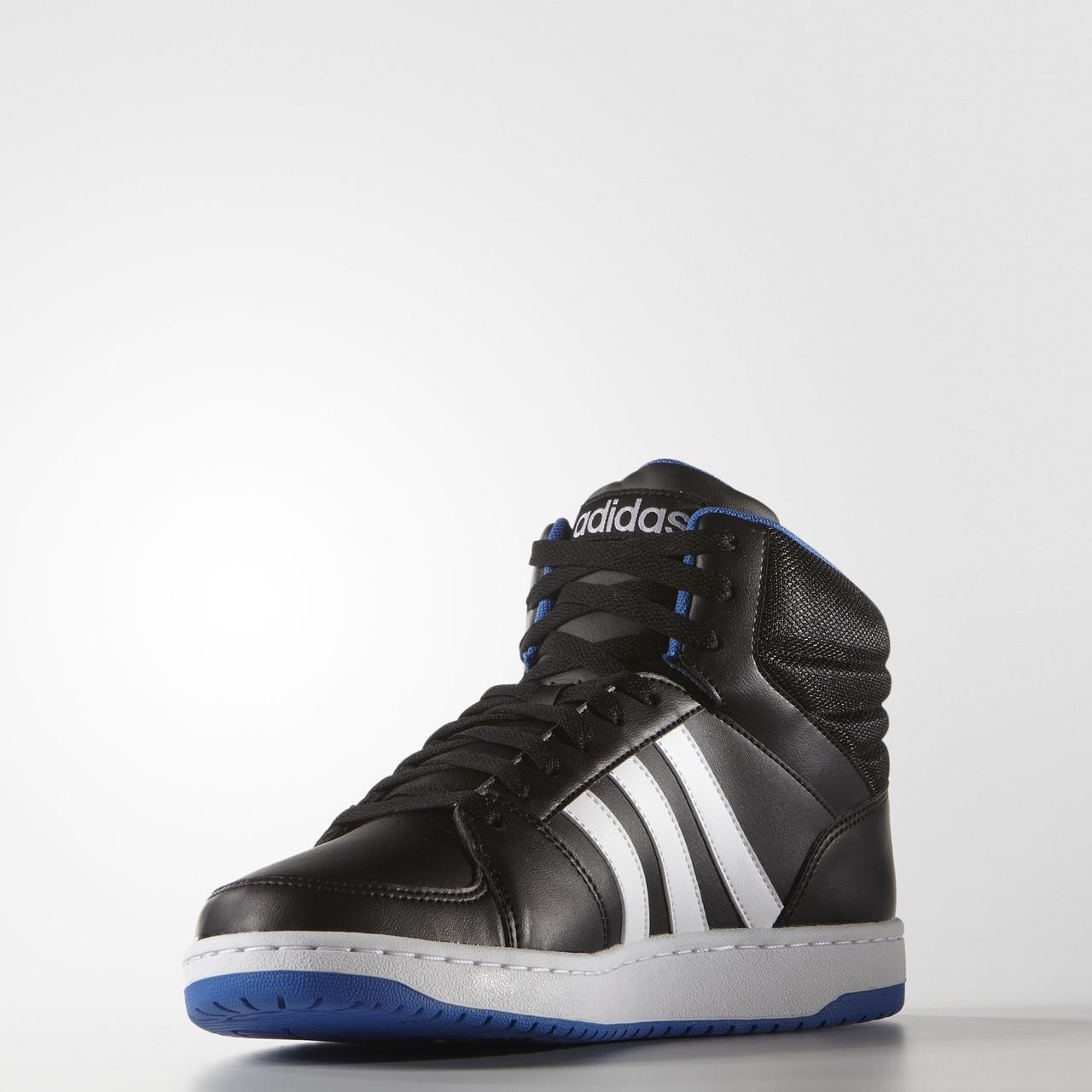 Мужские кроссовки Adidas Neo Hoops VS Mid (Артикул  F99588) - Адидас  официальный интернет a6ba07752a0