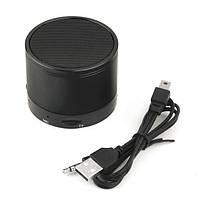Мини-динамик Bluetooth S10U с FM, USB, MicroSD, AUX металл