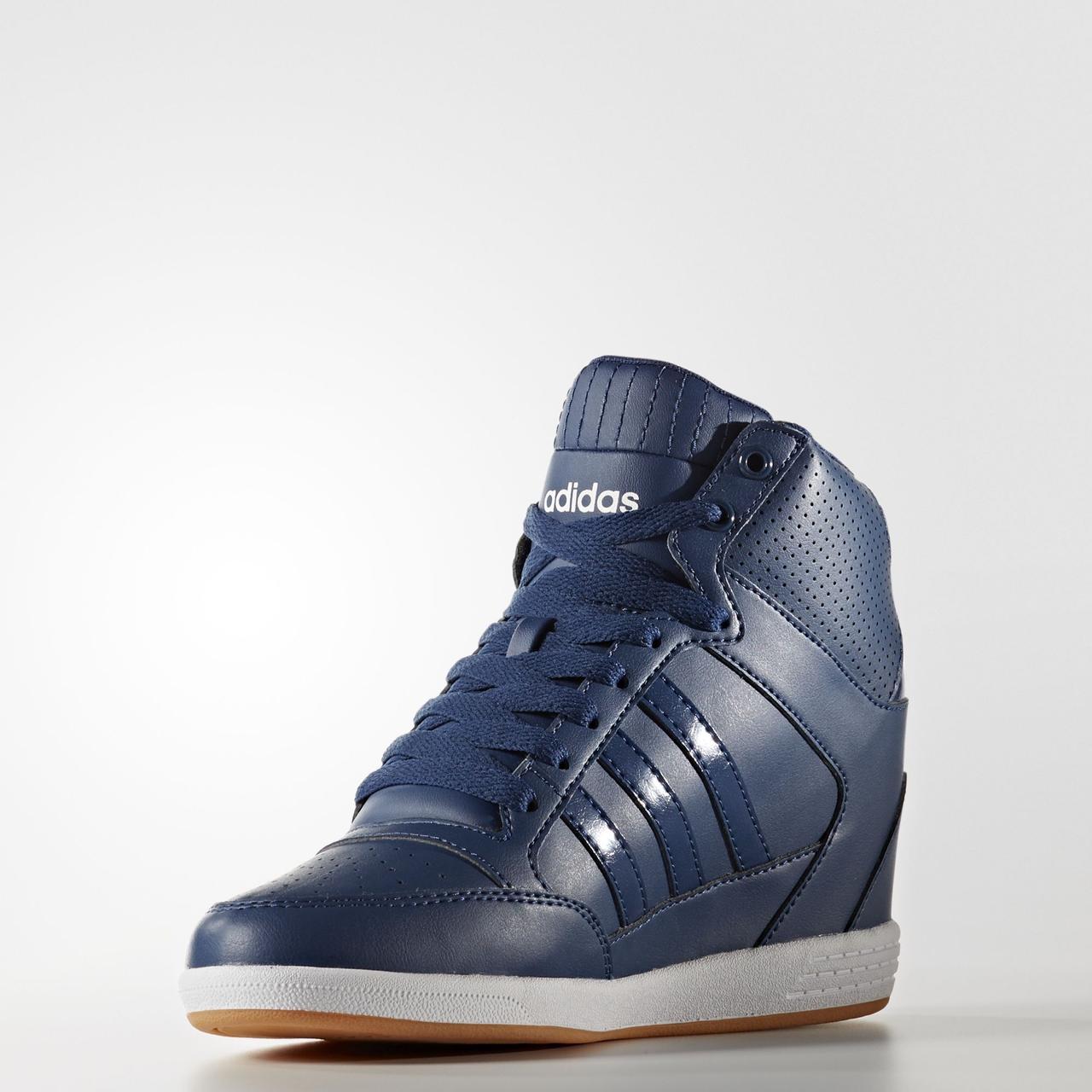 cbdc7758da81 Женские кроссовки Adidas Neo Super Wedge (Артикул  AW3969) - Адидас  официальный интернет -