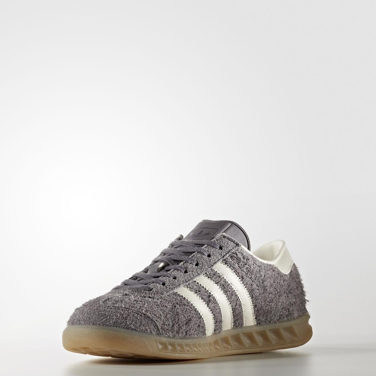 3f618dc44491 Женские кроссовки Adidas Originals Hamburg (Артикул  BB5109) - Адидас  официальный интернет - магазин