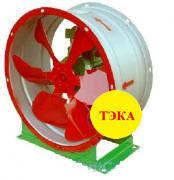Вентилятор осевой реверсивный ВО 16-300
