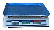 Весы торговые ACS 50kg/5g CK 982S Metal Button с металлическими кнопками, фото 3
