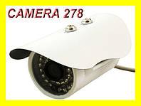 Камера Видеонаблюдения CAMERA 278
