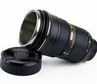 Термо-Чашка в виде объектива, кружка объектив, автомобильная кружка объектив
