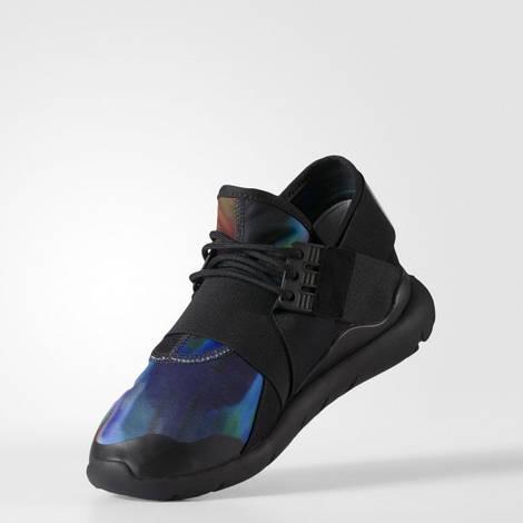 f5f75c62ae72 Женские сапоги Adidas Y-3 Qasa Elle Lace (Артикул  BB4696)  купить в ...