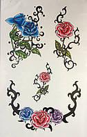 Татуировка (наклейка) на тело DBTR-028