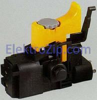 Кнопка с коротким реверсом, с регулятором оборотов для перфоратора Bosch (Бош) 2-24