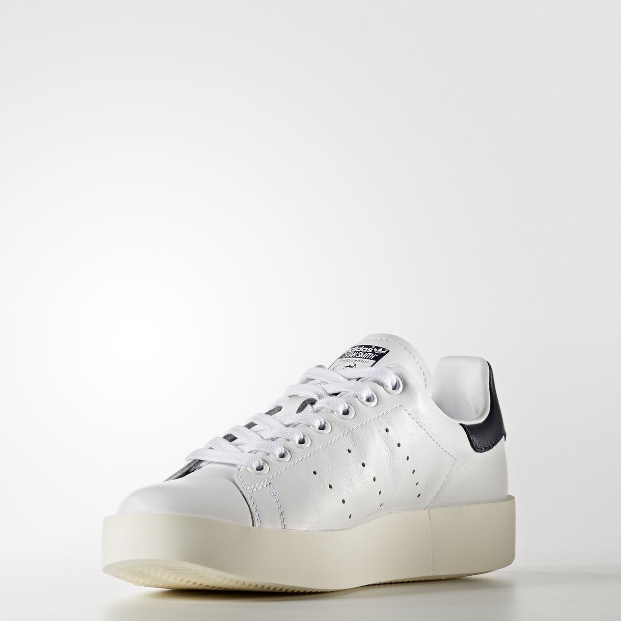 c1005333276c Женские кроссовки Adidas Originals Stan Smith Bold (Артикул  BA7770) - Адидас  официальный интернет