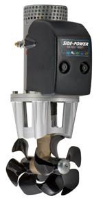 Подруливающее устройство SidePower на 80 кгс, 185 мм
