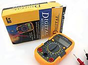 Цифровой мультиметр DT 830LN Тестер, фото 3