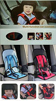 Детское автокресло Multi Function Car Cushion NY-26, фото 3