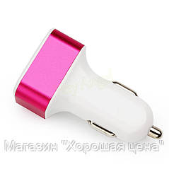 Car charger 3 USB 1A, фото 2