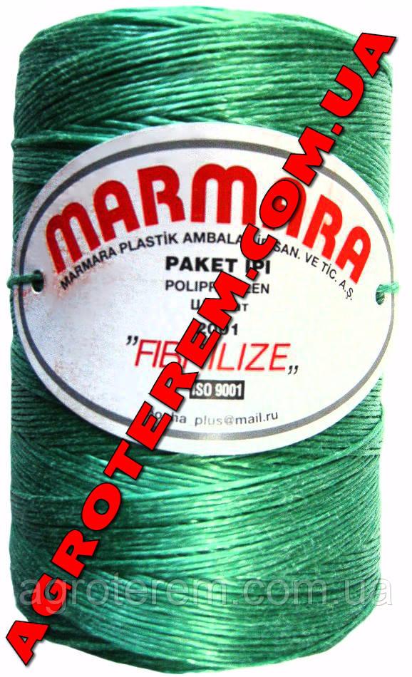 Шпагат Мармара 650 г зеленая