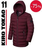 Японская куртка зимняя модная Киро Токао