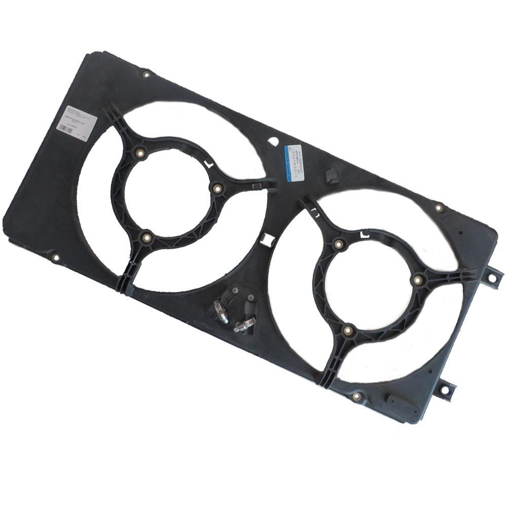 Дифузор вентилятора голий Амулет / Amulet, A15-1308010F
