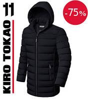 Куртка зимняя японская стильная Kiro Tokao