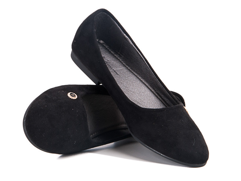 Туфли женские батальные