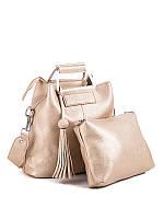 Женская сумка эко кожа оптом 7км (склад KissMe)  —купить модные новинки качественые
