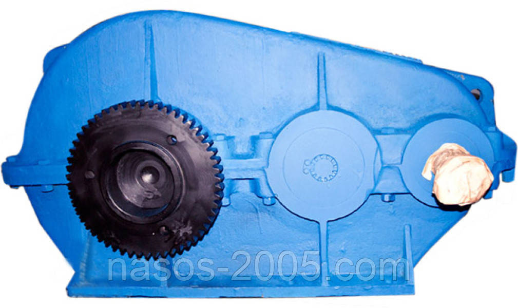 Редуктор цилиндрический двухступенчатый крановый РМ-650