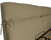 Ліжко Единбург Стандарт Бонус Крем, 90х190 (Richman ТМ), фото 3