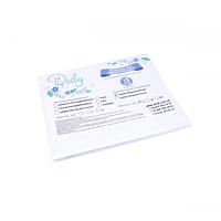 Пакеты одноразовые для парафинотерапии рук Doily, 15х40 см, 20 шт