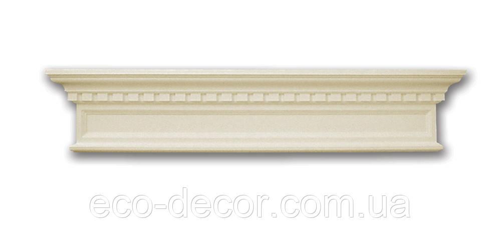 Наличник фронтон из полиуретана Harmony D1119 - Eco-Decor в Днепре