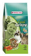 Корм Versele-Laga Crispy Muesli Rabbits Cuni для карликовых кроликов, зерновая смесь, 20 кг