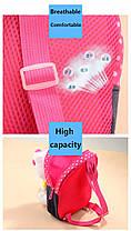 Сказочные детские рюкзаки с котиком в кармане, фото 3