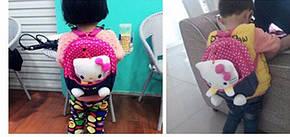 Сказочные детские рюкзаки с котиком в кармане, фото 2