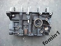 Блок цилиндров на Renault Kangoo 1.5 dci (Рено Кенго), euro 4
