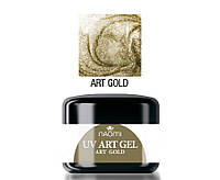 Art-Гель Naomi UV Art Gel Gold, 5 г.