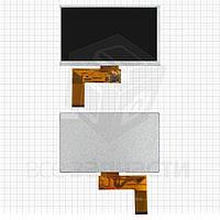 """Дисплей для автонавигаторов Navi N50 HD; GPS 5,0' HD, с сенсорным экраном, 5.0"""", 40 pin, (800*480), #QD050001C"""