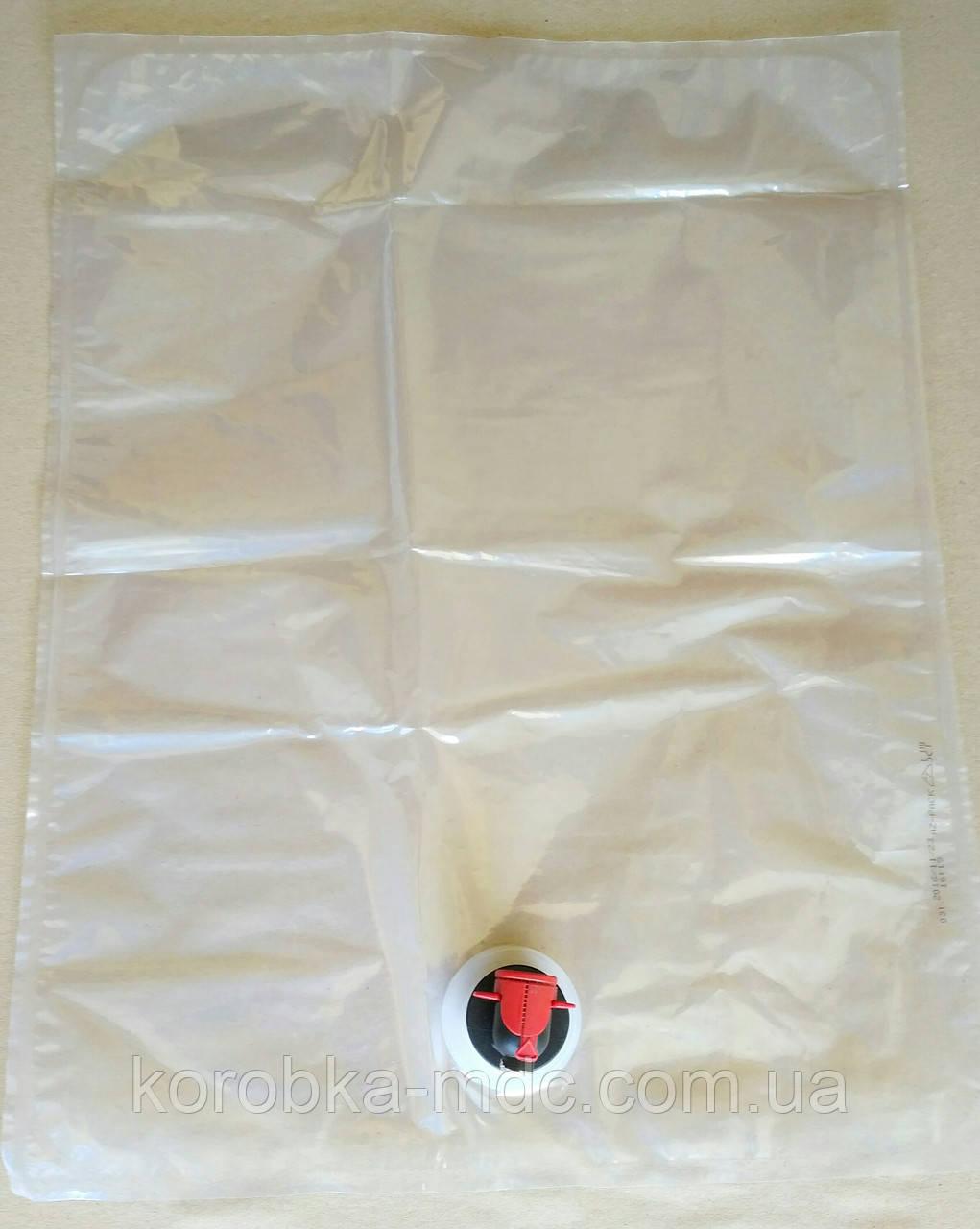 Пакет Bag in box 10L К_прозор