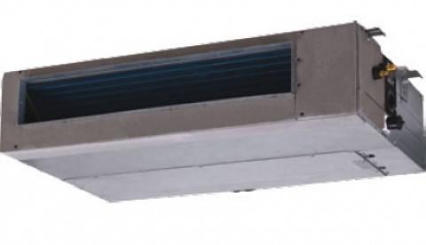 Сплит-система канального типа Midea MTB-60HRFN1-S 100Pa , фото 2