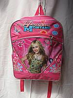 Рюкзак школьный (25х33 см) Ханна Монтана оптом и в розницу 7 км