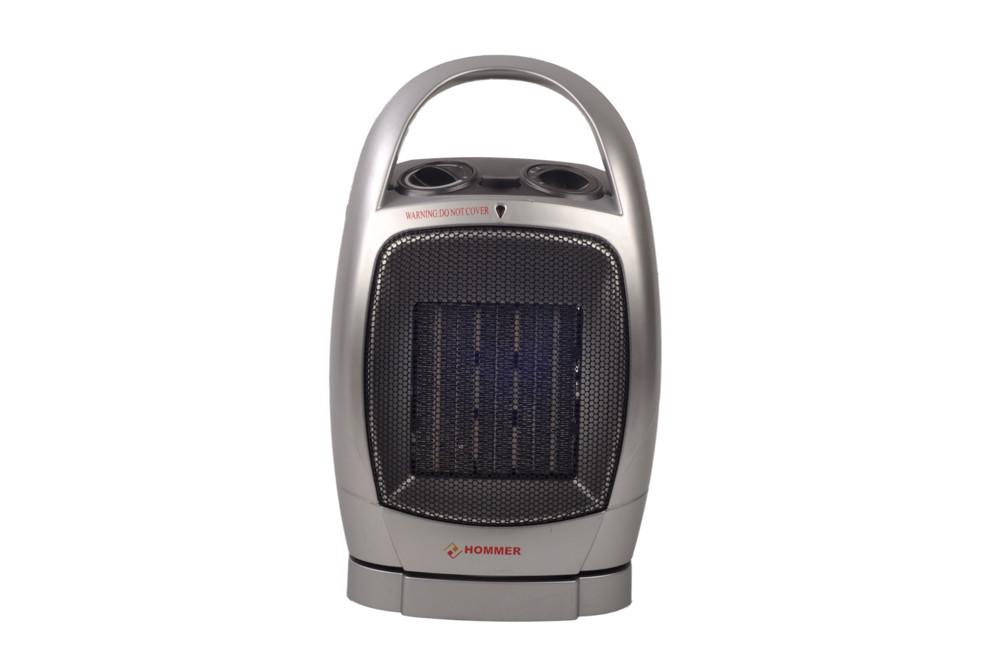 Керамический обогреватель для дома Hommer PCT Ceramic Heater 1500W, тепловентилятор