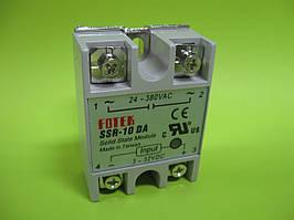 Реле твердотельное SSR-10DA